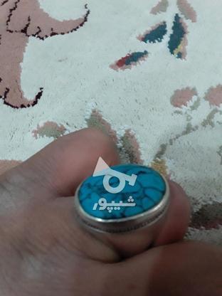 انگشتر فیروزه در گروه خرید و فروش لوازم شخصی در مازندران در شیپور-عکس3