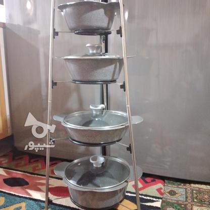 قابلمه گرانیتی 8 و10و12پارچه در گروه خرید و فروش لوازم خانگی در تهران در شیپور-عکس2