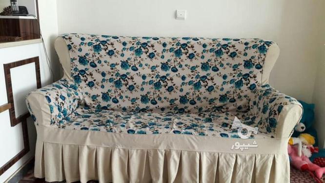 مبل راحتی کار کرده ولی کم در گروه خرید و فروش لوازم خانگی در آذربایجان شرقی در شیپور-عکس2