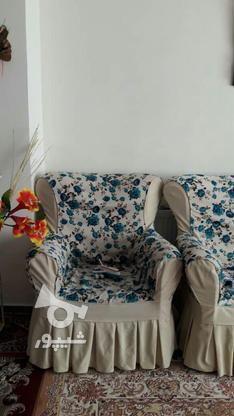 مبل راحتی کار کرده ولی کم در گروه خرید و فروش لوازم خانگی در آذربایجان شرقی در شیپور-عکس1