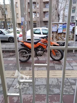 موتور تریل پیشرو طرح کراس 200cc در گروه خرید و فروش وسایل نقلیه در آذربایجان شرقی در شیپور-عکس2