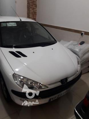 206 اس دی فول  مدل95 در گروه خرید و فروش وسایل نقلیه در آذربایجان غربی در شیپور-عکس1