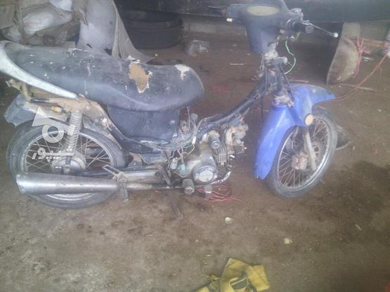 موتر بی کلاچ ..مزاعده ای در گروه خرید و فروش وسایل نقلیه در گلستان در شیپور-عکس2