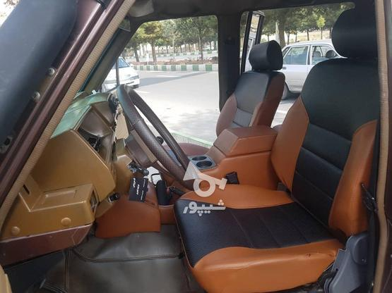 صندلی ماشین پاترول در گروه خرید و فروش وسایل نقلیه در تهران در شیپور-عکس4