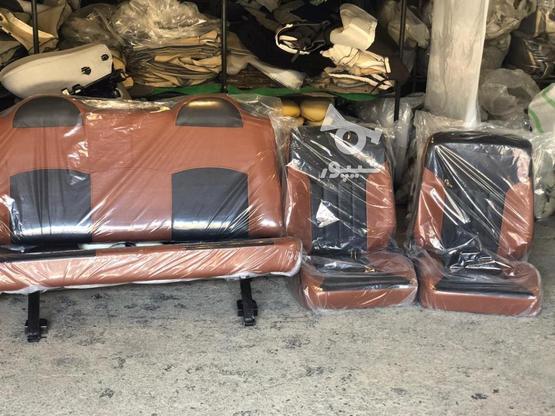 صندلی ماشین پاترول در گروه خرید و فروش وسایل نقلیه در تهران در شیپور-عکس5