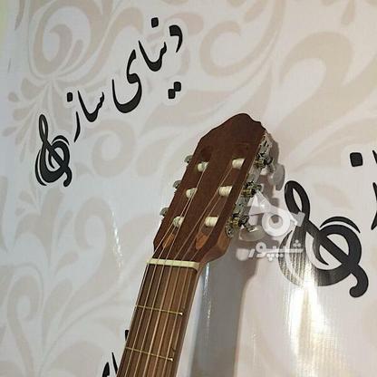 گیتار کلاسیک سانچز در گروه خرید و فروش ورزش فرهنگ فراغت در قزوین در شیپور-عکس6