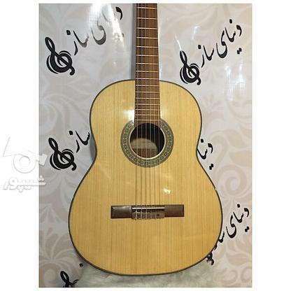 گیتار کلاسیک سانچز در گروه خرید و فروش ورزش فرهنگ فراغت در قزوین در شیپور-عکس1