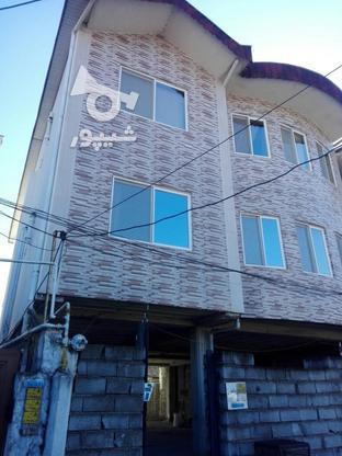 ساختمان دو طبقه دو واحد نوشهر در گروه خرید و فروش املاک در مازندران در شیپور-عکس1