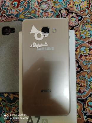 گوشی A7 مدل 2016 گلد فورجی پلاس در گروه خرید و فروش موبایل، تبلت و لوازم در تهران در شیپور-عکس3