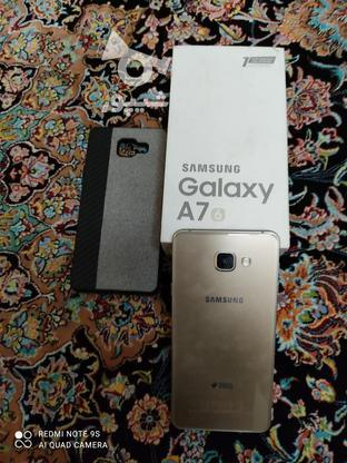 گوشی A7 مدل 2016 گلد فورجی پلاس در گروه خرید و فروش موبایل، تبلت و لوازم در تهران در شیپور-عکس2