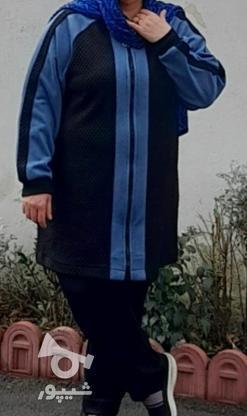 مانتو شلوار ورزشی مناسب کسانی که اهل پیاده روی هستن در گروه خرید و فروش لوازم شخصی در تهران در شیپور-عکس1