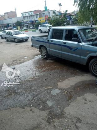 مزداوانت 2000دوکابین سالم1,393 در گروه خرید و فروش وسایل نقلیه در مازندران در شیپور-عکس4