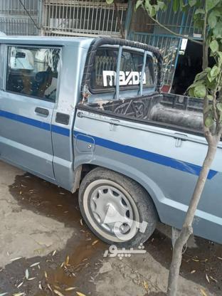 مزداوانت 2000دوکابین سالم1,393 در گروه خرید و فروش وسایل نقلیه در مازندران در شیپور-عکس2