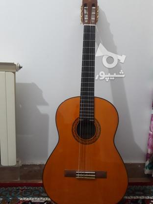 گیتار یاماهاc70در حد نو کار نخورده در گروه خرید و فروش ورزش فرهنگ فراغت در مازندران در شیپور-عکس1