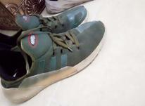 کفش کتونی در حد نو سایز 40  در شیپور-عکس کوچک