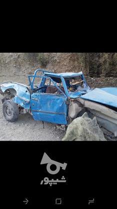 خریدار نیسان تصادفی  در گروه خرید و فروش وسایل نقلیه در تهران در شیپور-عکس1