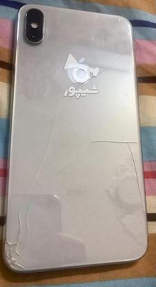 آیفون XS Max 256 G سفید ZA/A در گروه خرید و فروش موبایل، تبلت و لوازم در اصفهان در شیپور-عکس2