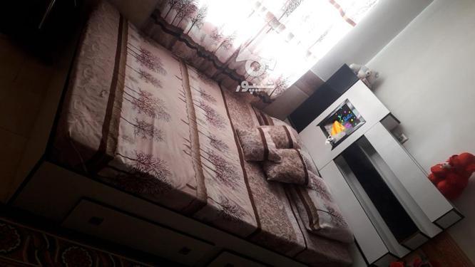 تخت و تشک در حد نو سالم بدون پوسیدگی در گروه خرید و فروش لوازم خانگی در گلستان در شیپور-عکس1