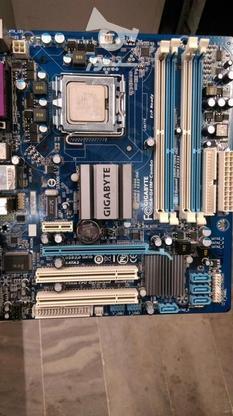 بهترین مادربردهای DDR3 سوکت 775 مارک گیگابایت در گروه خرید و فروش لوازم الکترونیکی در مازندران در شیپور-عکس5