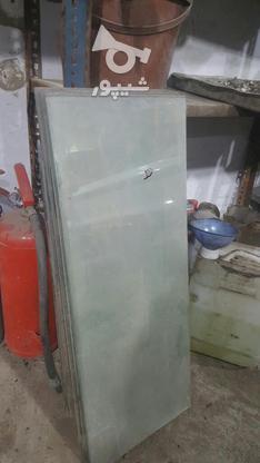 شیشه 4 میل برش خورده... در گروه خرید و فروش صنعتی، اداری و تجاری در تهران در شیپور-عکس2