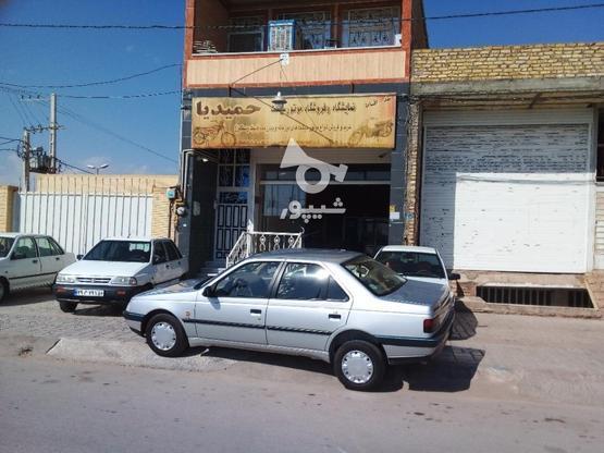 پژو405 GLX مد ل99 در گروه خرید و فروش وسایل نقلیه در یزد در شیپور-عکس1