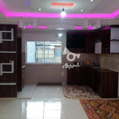 طبقه بالا دو خواب نوساز حمیدیان خ ایران در گروه خرید و فروش املاک در گیلان در شیپور-عکس4