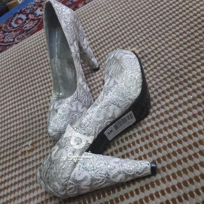 کفش مجلسی شیک ،شماره38 در گروه خرید و فروش لوازم شخصی در گیلان در شیپور-عکس3