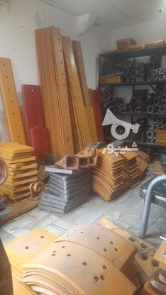 تولید فروش تیغه گوشه دم تیغ ناخن کلنگ لودر بیل بلدوزر گریدر در گروه خرید و فروش وسایل نقلیه در تهران در شیپور-عکس4