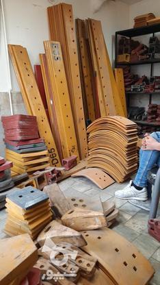 تولید فروش تیغه گوشه دم تیغ ناخن کلنگ لودر بیل بلدوزر گریدر در گروه خرید و فروش وسایل نقلیه در تهران در شیپور-عکس2
