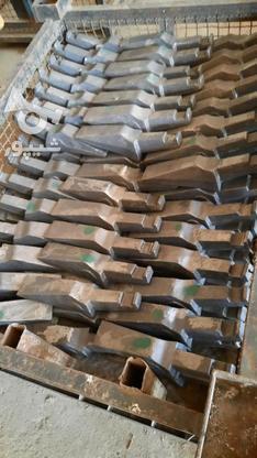 تولید فروش تیغه گوشه دم تیغ ناخن کلنگ لودر بیل بلدوزر گریدر در گروه خرید و فروش وسایل نقلیه در تهران در شیپور-عکس7