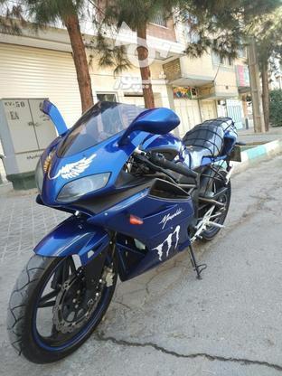 مگلی 250 درحد صفر در گروه خرید و فروش وسایل نقلیه در اصفهان در شیپور-عکس3