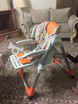 صندلی بچه صندلی غذا چیکو اصل در گروه خرید و فروش لوازم شخصی در تهران در شیپور-عکس3
