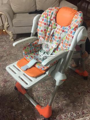 صندلی بچه صندلی غذا چیکو اصل در گروه خرید و فروش لوازم شخصی در تهران در شیپور-عکس1