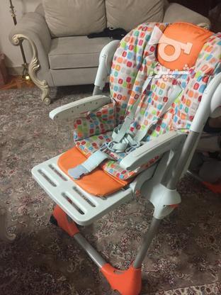 صندلی بچه صندلی غذا چیکو اصل در گروه خرید و فروش لوازم شخصی در تهران در شیپور-عکس2
