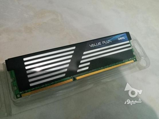رم کامپیوتر 4GB DDR3 امریکایی و تایوانی و چینی  در گروه خرید و فروش لوازم الکترونیکی در تهران در شیپور-عکس3