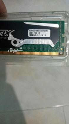 رم کامپیوتر 4GB DDR3 امریکایی و تایوانی و چینی  در گروه خرید و فروش لوازم الکترونیکی در تهران در شیپور-عکس2