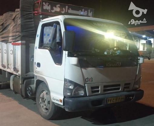 ایسوزو 6تن در گروه خرید و فروش وسایل نقلیه در خوزستان در شیپور-عکس3