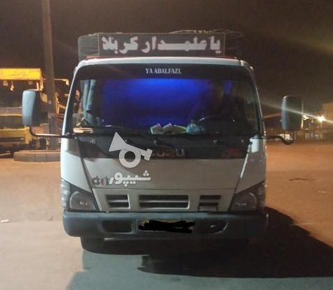 ایسوزو 6تن در گروه خرید و فروش وسایل نقلیه در خوزستان در شیپور-عکس5
