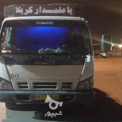 ایسوزو 6تن در گروه خرید و فروش وسایل نقلیه در خوزستان در شیپور-عکس4