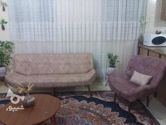 مبل چستر قایقی نو در گروه خرید و فروش لوازم خانگی در اصفهان در شیپور-عکس3