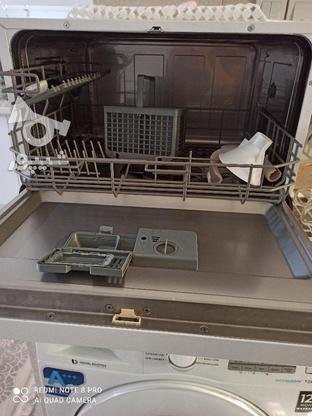 ماشین ظرفشویی مناسب جهیزیه در گروه خرید و فروش لوازم خانگی در تهران در شیپور-عکس2