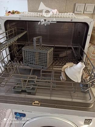 ماشین ظرفشویی مناسب جهیزیه در گروه خرید و فروش لوازم خانگی در تهران در شیپور-عکس3
