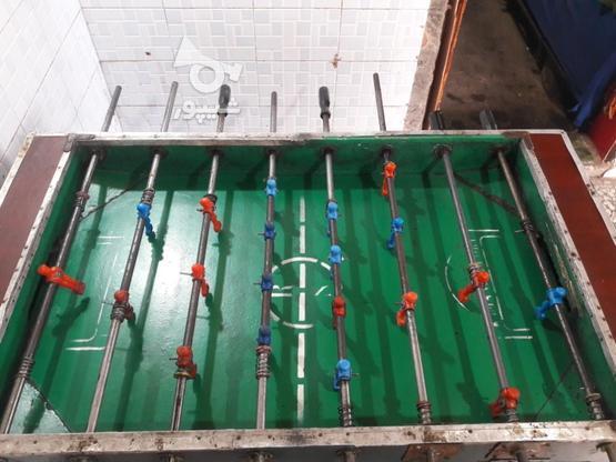 فوتبال دستی سکه خور در گروه خرید و فروش ورزش فرهنگ فراغت در گیلان در شیپور-عکس1