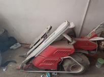 دستگاه درو گر برنج چین تیلر در شیپور-عکس کوچک