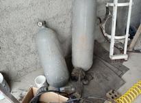 کپسول گاز سی ان جی cng دوقلو2028 در شیپور-عکس کوچک