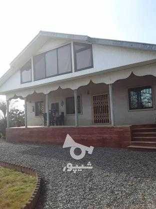 فروش ویلا 120 متر بنا 1350متر زمین در منطقه ساحلی دستک در گروه خرید و فروش املاک در گیلان در شیپور-عکس3