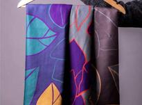 روسری حریر قواره 140 لارا در شیپور-عکس کوچک