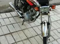 موتورسیکلت پیشتازی درحد پلاک ملی  در شیپور-عکس کوچک