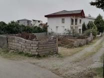 زمین متل قو تیلا کنار سنددار در شیپور