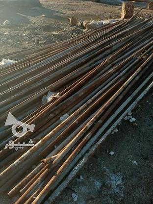 جک نو با لوله فولاد مبارکه  در گروه خرید و فروش صنعتی، اداری و تجاری در اصفهان در شیپور-عکس1